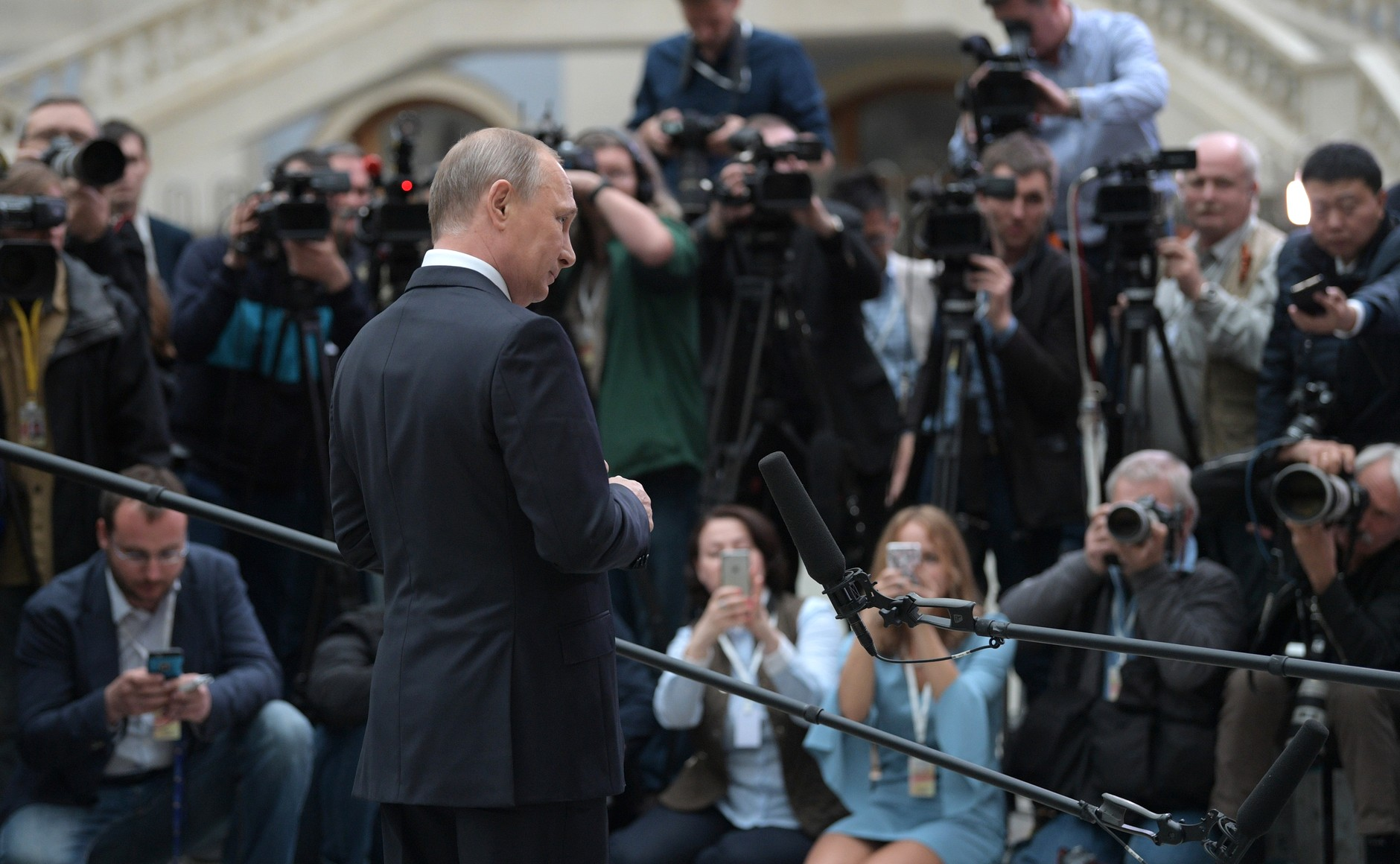 Прорыв, на который так надеются в Кремле, пока невозможен