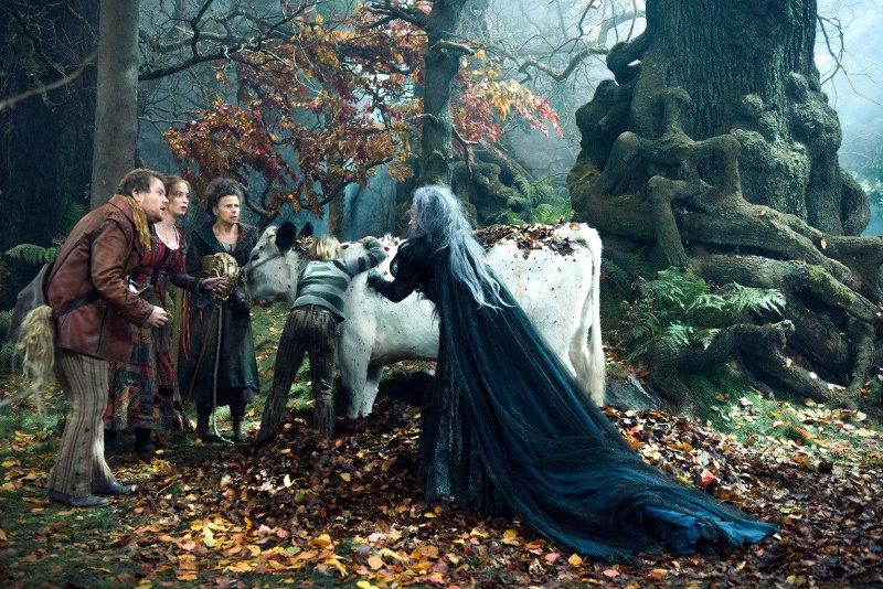 Зрители побывают «В темном-темном лесу» Роба Маршалла