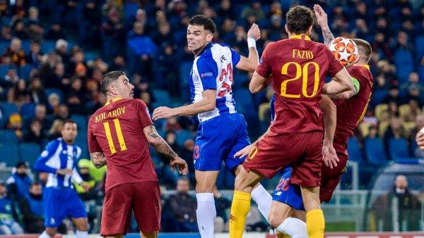 Рома Порту прогноз: дивитися онлайн матч 06.03.2019