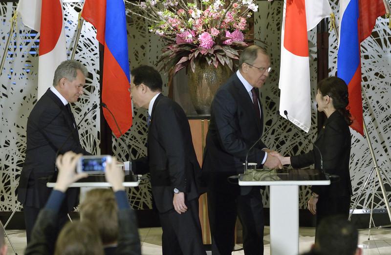 Токио ищет способ подтверждения своей глобальной роли