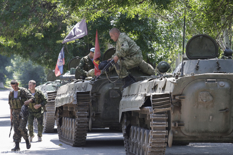 Второй волны российской экспансии на Донбассе следует ожидать к 2020 году