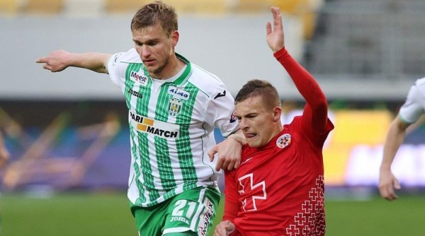 Карпати і Волинь зіграли внічию в стиковому матчі за місце в Прем'єр-лізі
