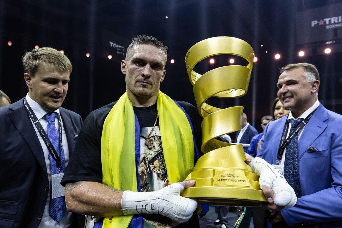В Москве прошел финал Всемирной суперсерии бокса