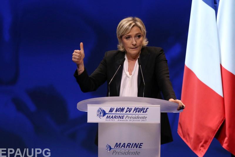 В позициях Трампа и Ле Пен есть много общего: национализм, популизм и протекционизм