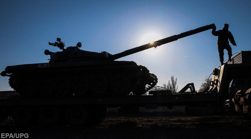 Прогнозы о войне на донбассе на 2018 год