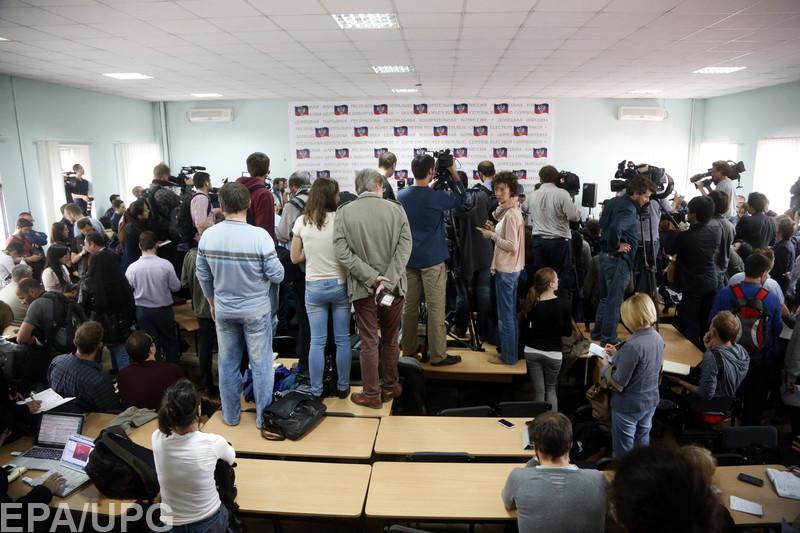 """Блогеры бурно отреагировали на публикацию сайтом """"Миротворец"""" личных данных журналистов"""