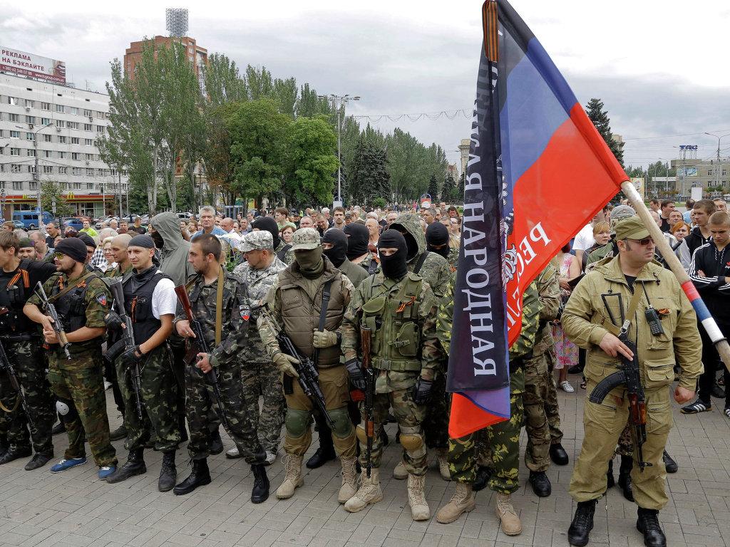 """К созданию """"Новороссии"""" оказались не готовы даже сами сепаратисты"""