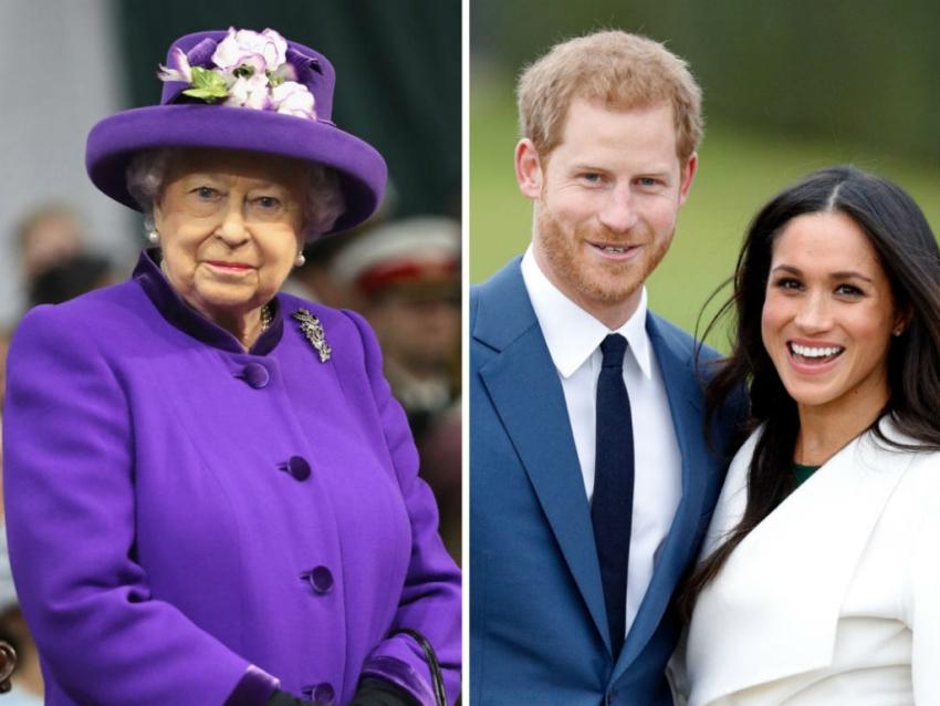 Реакция королевы Елизаветы на отказ принца Гарри и Меган от полномочий