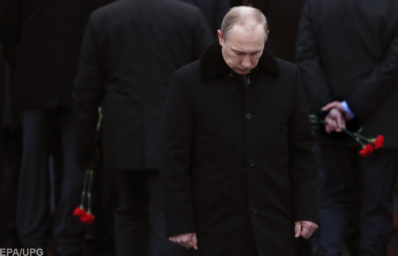 """О стае """"черных лебедей"""", которая настигла Путина"""