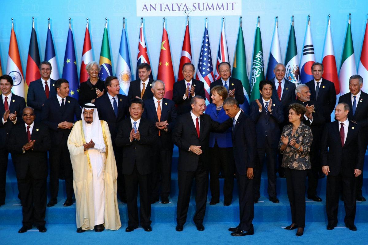 Итоги саммита G20 в Турции для Украины