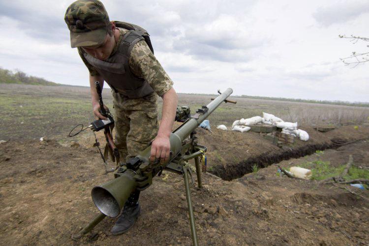 Боевые действия возобновились по всей линии разграничения