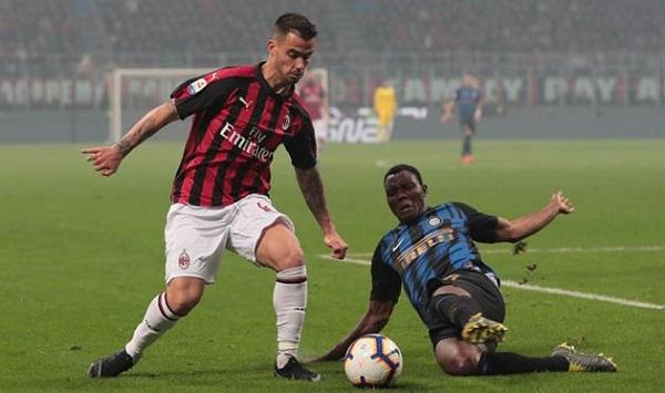 Міланські гранди зустрічалися в дербі в чемпіонаті Італії