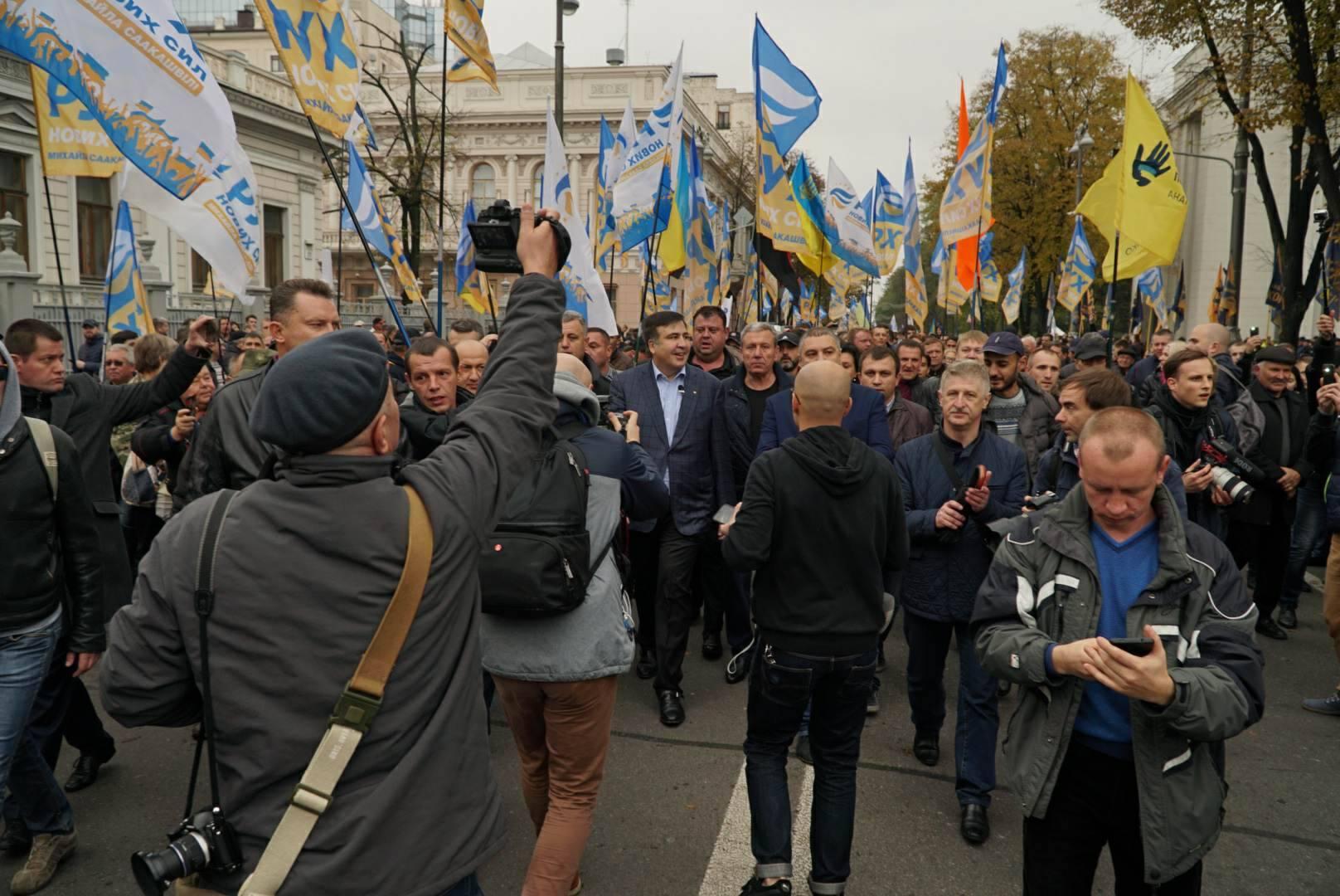 """Комбат """"Филин"""" о псевдобойцах на протестах в Киеве и том, когда закончится война"""