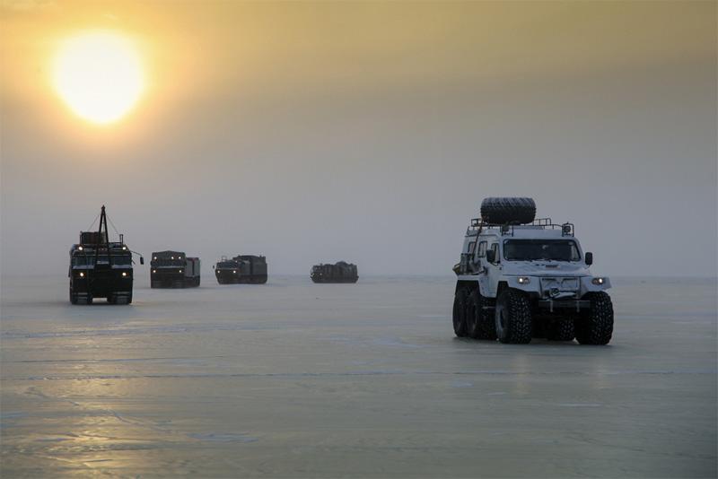 Западные страны наблюдают, как Россия укрепляется в регионе