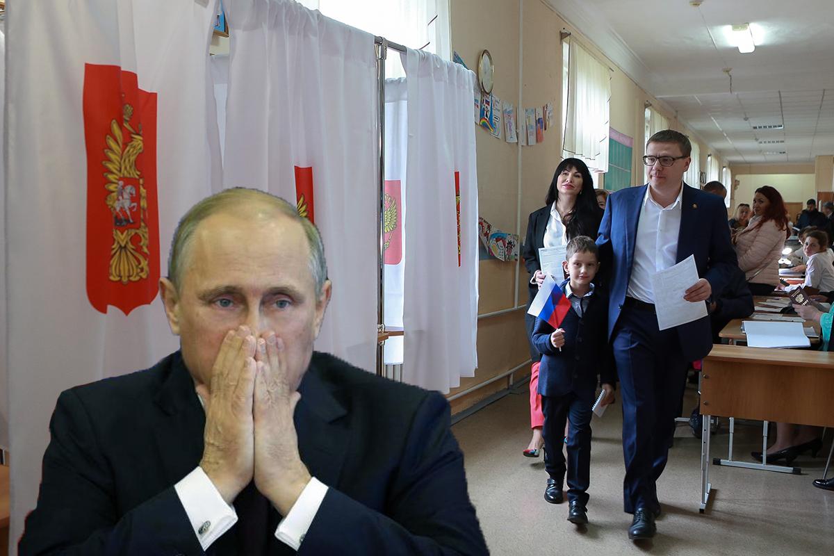 Илья Пономарев о результатах местных выборов в России