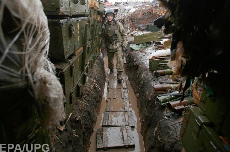Затишье боевиков объяснялось недостачей боеприпасов и перегруппировкой силовых средств