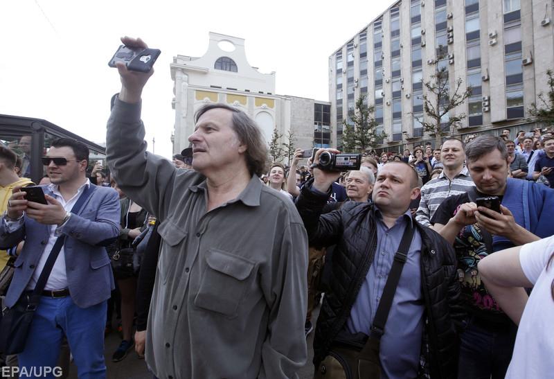 Отключить интернет даже в современной путинской России невозможно