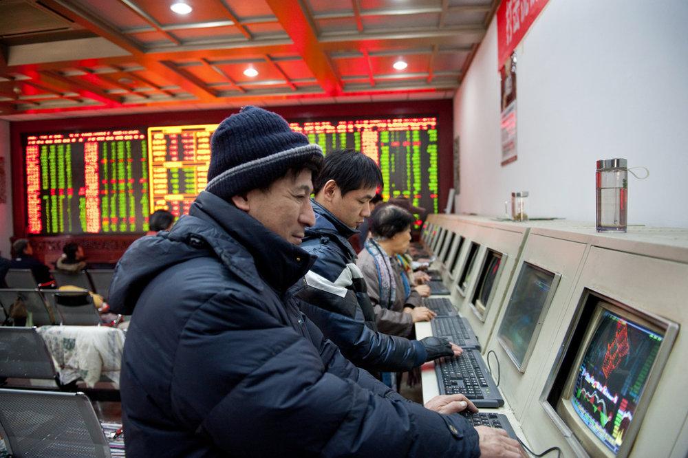 Западная пресса активно обсуждает последние кризисные явления на фондовых рынках
