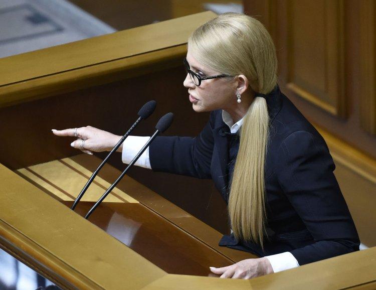 """Лидер """"Батькивщины"""" выдвинула заведомо невыполнимые условия для своего участия в коалиции"""