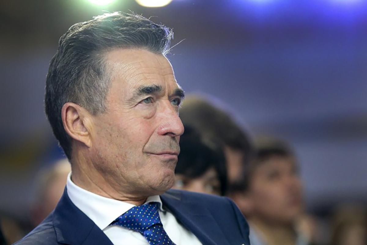 Андерс Фог Расмуссен о энергетической безопасности Украины