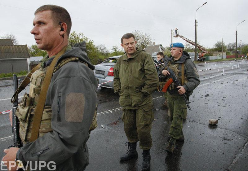 """Скоро против Захарченко взбунтуются самые """"толерантные"""", против него уже предотвратили """"покушение"""""""