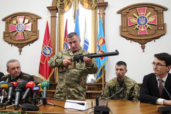 Их собираются представить в качестве доказательства присутствия российских войск в Украине