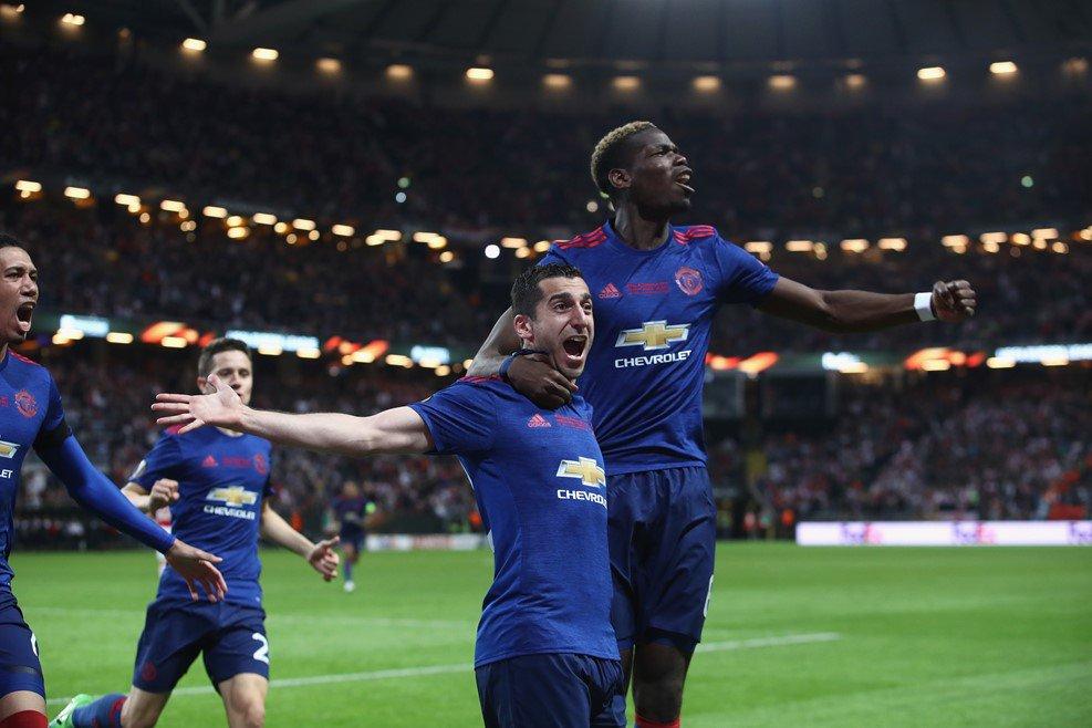 В финале Лиги Европы встречались нидерландский и английский клубы