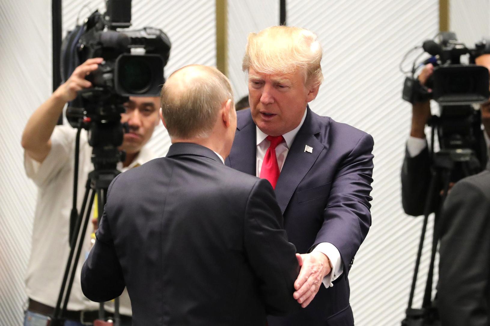 О чем Дональд Трамп может договориться с Владимиром Путиным