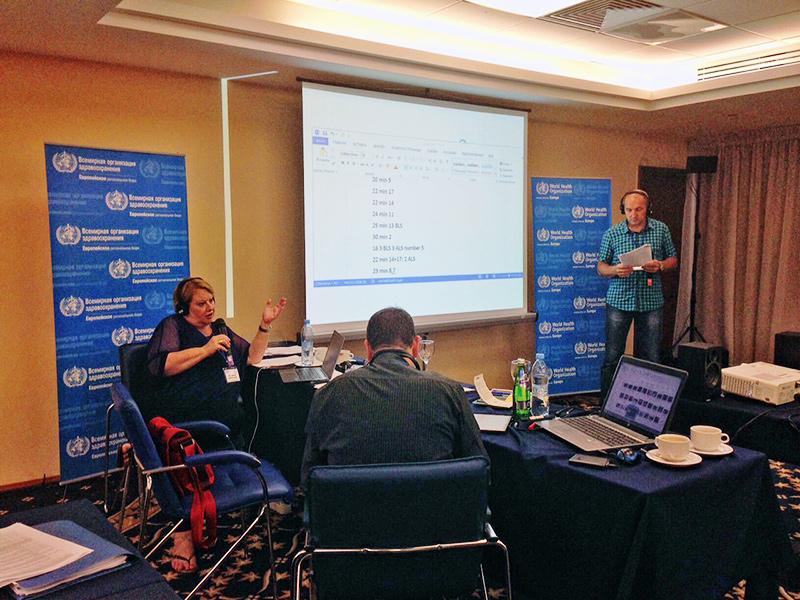 Израильские специалисты поделились опытом с украинскими врачами, работающими в зоне АТО