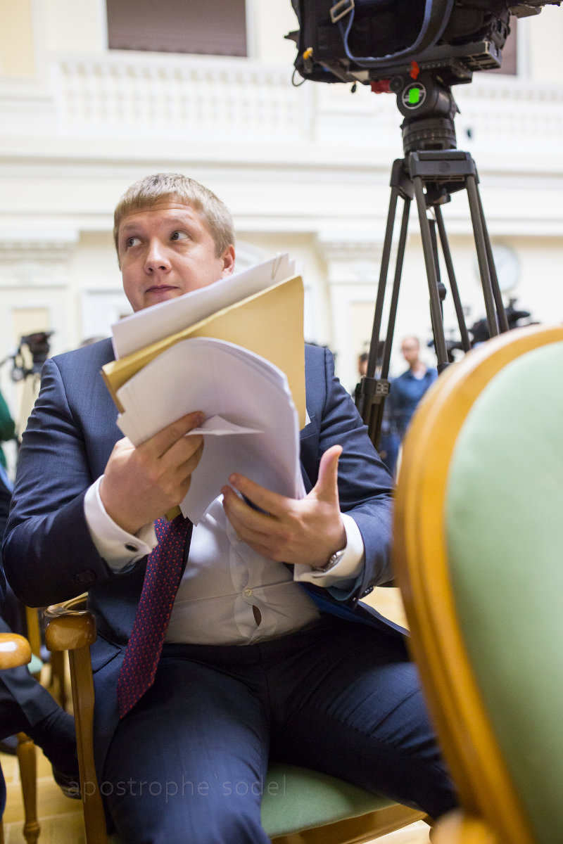 Украина продолжает газовые переговоры в Брюсселе