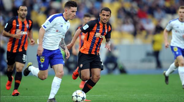 Динамо обыграло Шахтер в битве за Суперкубок Украины