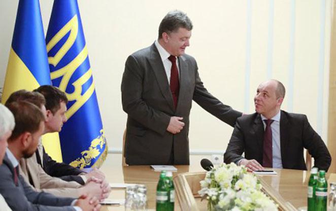 Петр Порошенко принял его отставку с поста секретаря СНБО