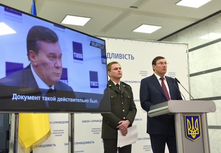 Юрий Витальевич - мастер громких слов, пиара и создания информационных поводов