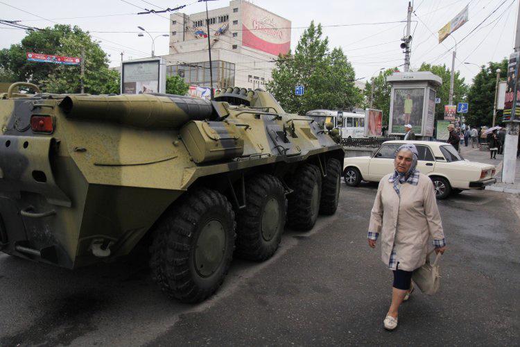 Прогноз для оккупированного Донбасса