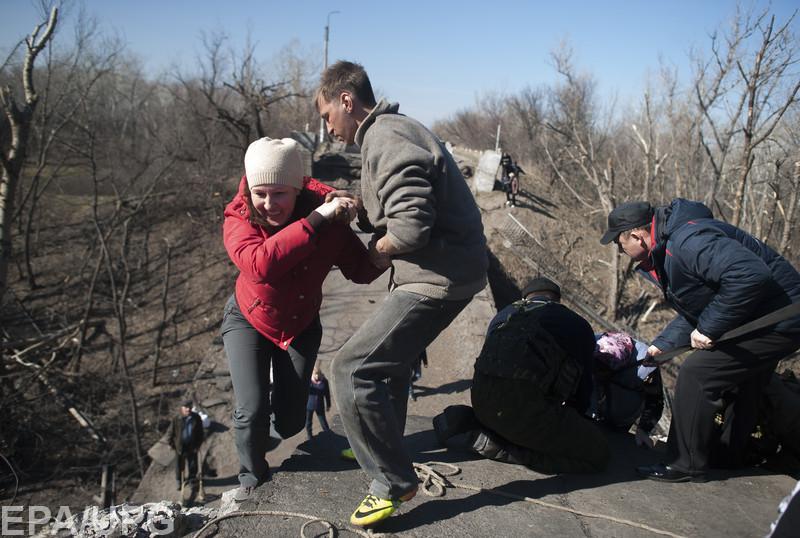Глава Луганской областной военно-гражданской администрации рассказал о проблемах региона