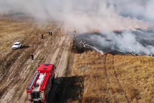 На военном полигоне в Харьковском области начали взрываться боеприпасы (ФОТО)