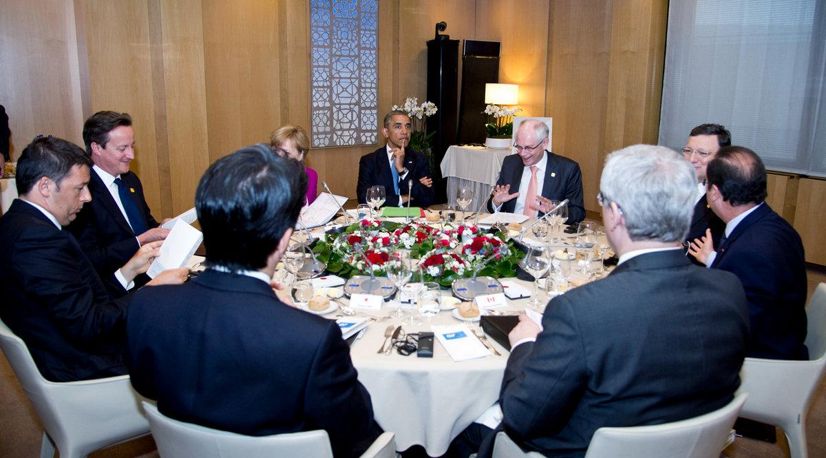 На саммите G7 могут принять решение об ужесточении санкций против России