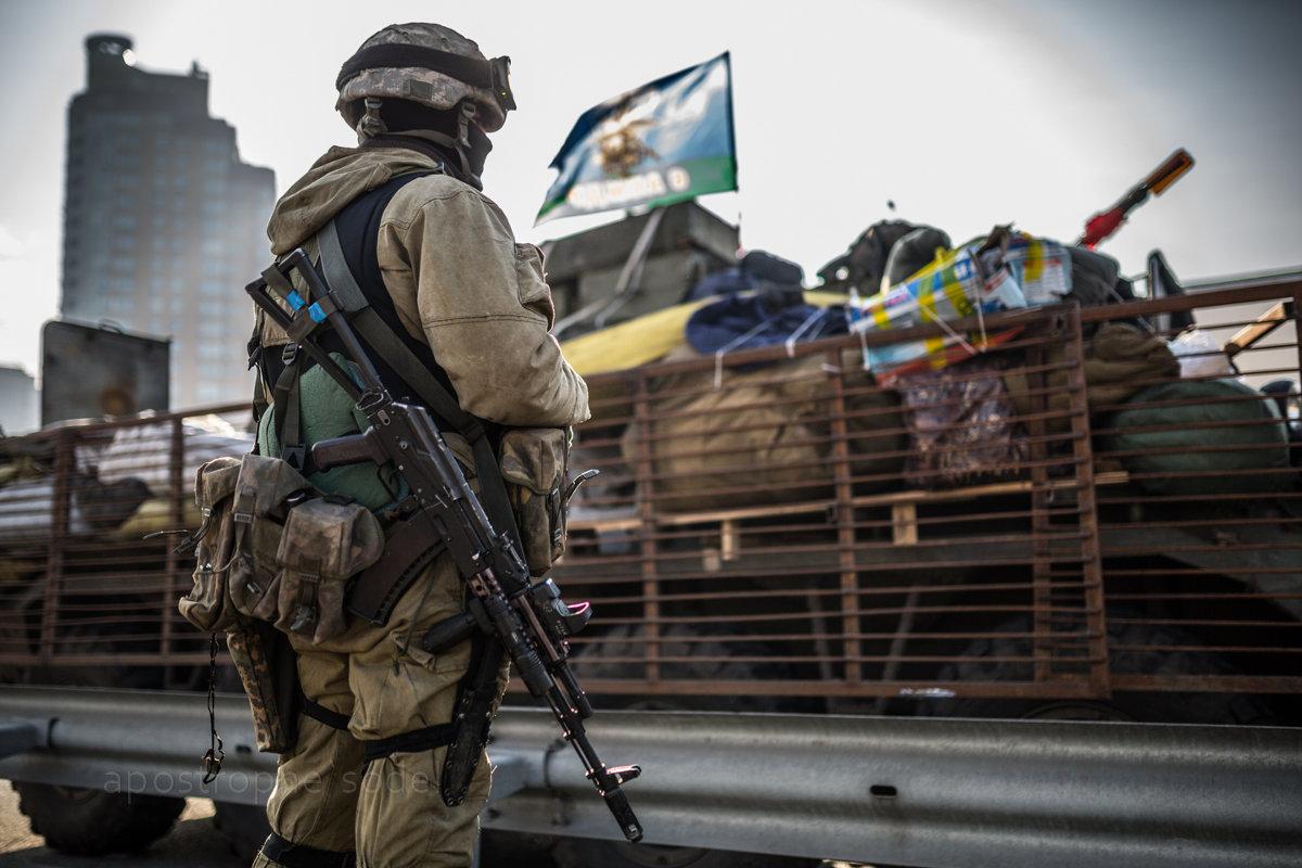 Почему в Украине проблемы с формированием контрактной армии?