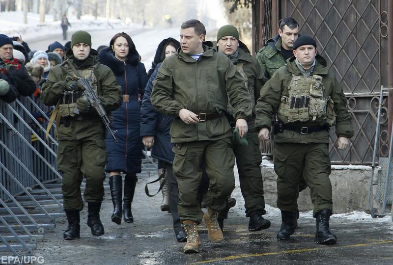 """Главари боевиков на Донбассе заигрались в свою """"государственность"""""""