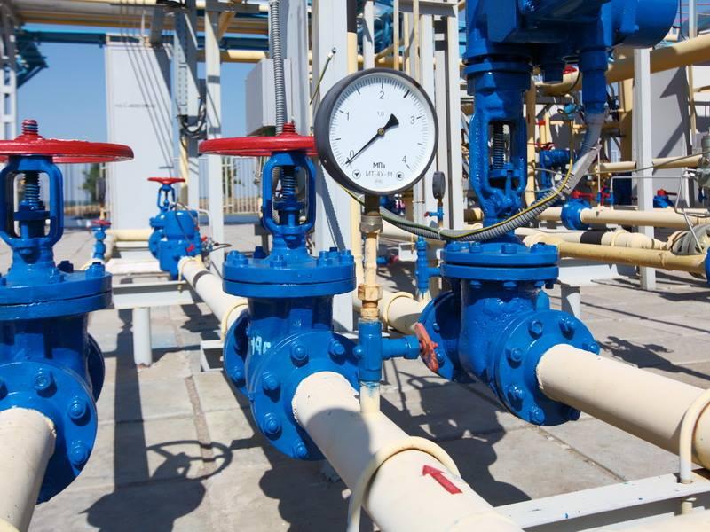 Росія перекриває газовий транзит через Україну