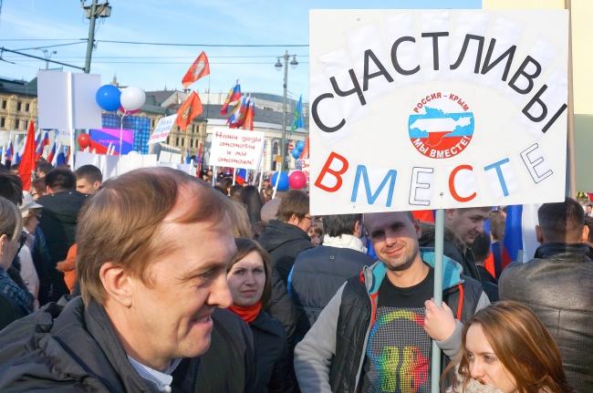 """""""Крымский вопрос"""" остается открытым, но даже уход Путина не гарантирует возвращение полустрова"""