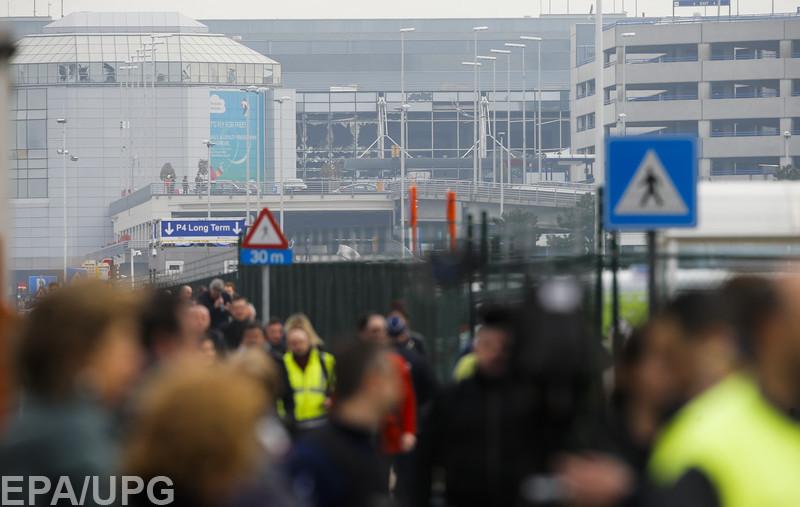 Бельгия закрыла границу всвязи стерактами