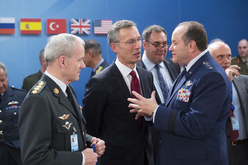 В НАТО решили сосредоточиться на собственной безопасности