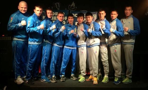 Наша команда одержала важную победу во Всемирной серии бокса