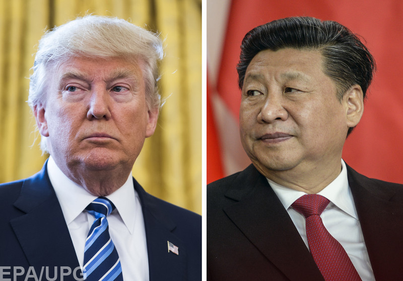 Трамп посетит КНР поприглашению Цзиньпина