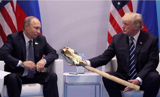 Я все життя готувався до цієї справи, - Трамп про зустріч із Путіним - Цензор.НЕТ 4993