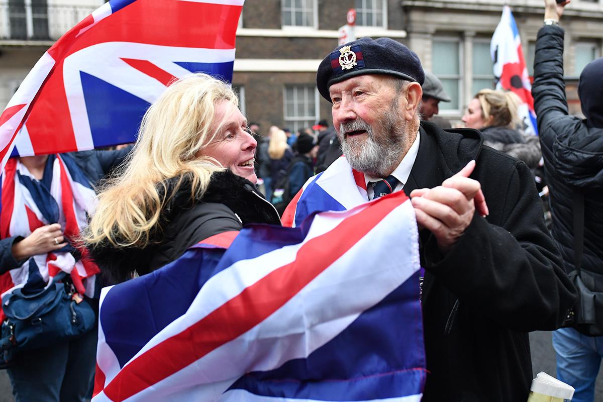 Великобритания завершила развод с Евросоюзом