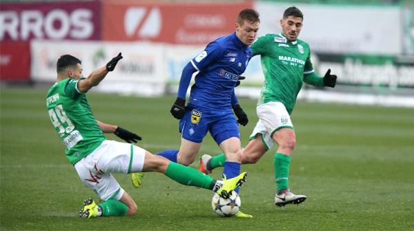 Динамо начало сезон в чемпионате Украины гостевым матчем с Карпатами