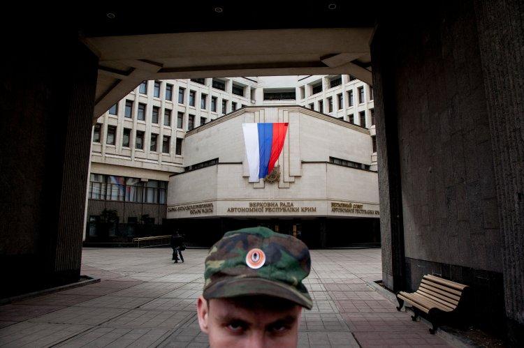 О первоначальном плане аннексии Крыма и цели войны против Украины