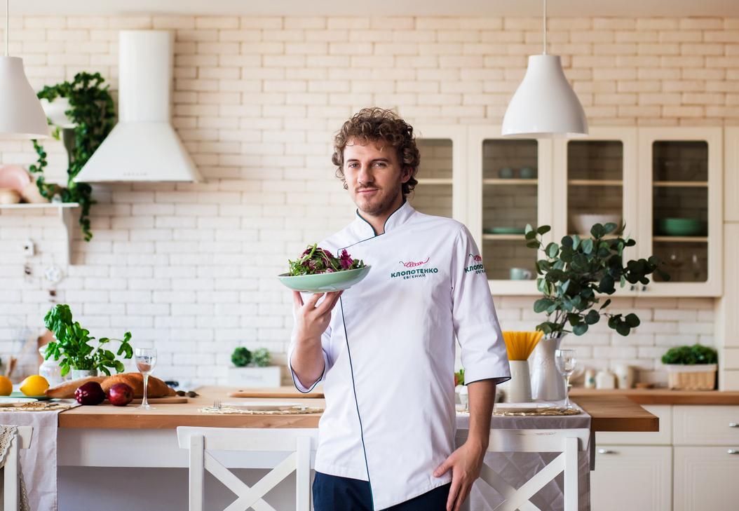 Кулинар-виртуоз о культуре украинской кухни, правильном питании и ресторанах